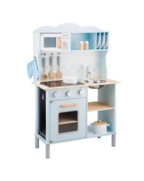 New Classic Toys speelkeuken modern met elektrische kookplaat 11065