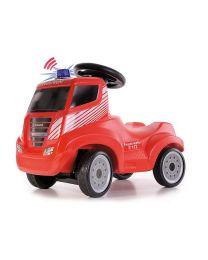 Truck brandweer loopauto Iveco Magirus Ferbedo