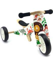 Kinderfeets Tiny Tot 2 in 1 fiets Makii 11888