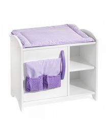 Howa houten poppen commode 27301