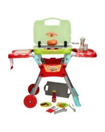 Kinderbarbecue Grill met Licht en Geluid 8180036