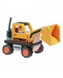 Howa houten Bulldozer 5901 125 x 220 x 175 mm