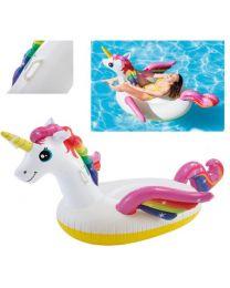 INTEX Unicorn Ride-On 201x140x97 cm 0774078