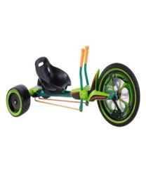 Huffy green machine 16 inch junior zwart/groen 98268w