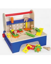 Viga Toys speelgoed werkbank tafelmodel 59869