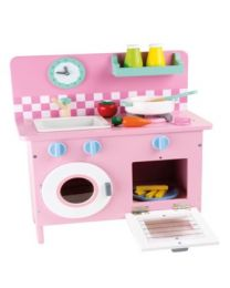 Small Foot retro roze keuken 1580