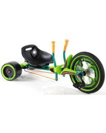 Huffy green machine 16 inch junior zwart/groen 98268w