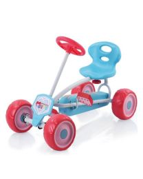 Hauck Mini Skelter Turbo Roze 1495048