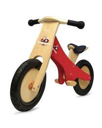 Kinderfeets Classic Balance Bike rood 17682