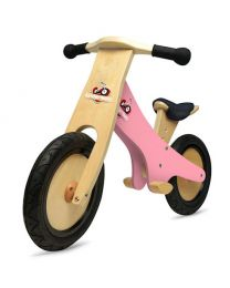 Kinderfeets Classic Balance Bike roze 17686