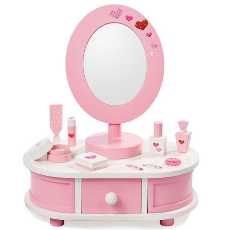 Kaptafel Voor Kinderen.Howa Kaptafel Little Lady 5001 Incl 12 Dlg Accessoire Set Gemaakt
