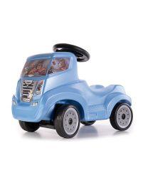 Truck loopauto Bruno Ferbedo ijsblauw/metallic