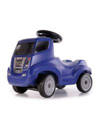 Truck loopauto Ferbedo donkerblauw
