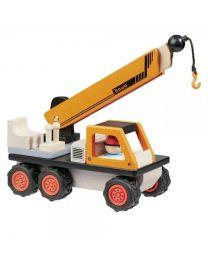 Howa houten Kraanauto 5904 125 x 260 x 130 mm