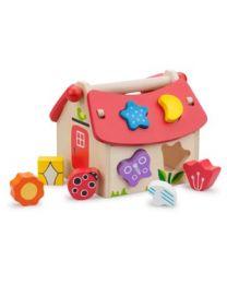 New Classic Toys vormenhuis 10563