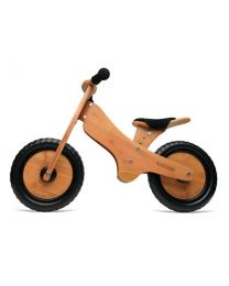 Kinderfeets Classic Balance Bike Bamboo 98571 (zonder chalkboard afwerking)